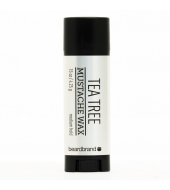 Beardbrand Moustache wax Tea Tree 4,25g