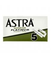 Astra Superior Platinum ziletiterad