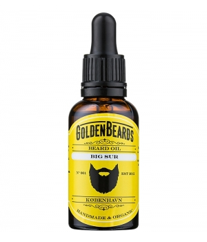 Golden Beards habemeõli Big Sur Kuninghabe 30ml.jpg