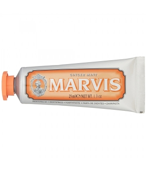 Marvis hambapasta Ginger Mint 25ml 1.jpg