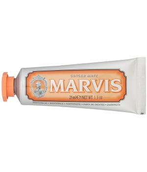 Marvis hambapasta Ginger Mint 25ml 1.jpg