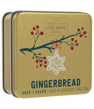 Jõuluseep metallkarbis Gingerbread.jpg