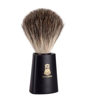 Kuninghabe shaving brush Pure Badger NEW.jpg