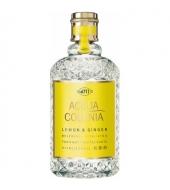 4711 Acqua Colonia UNISEX Lemon & Ginger 170ml