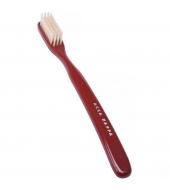Acca Kappa Toothbrush Vintage Red Medium