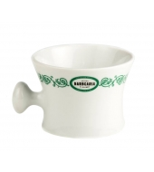 Antiga Barbearia de Bairro Shaving mug with holder