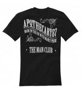 Apothecary87 T-shirt Black Medium