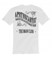 Apothecary87 T-shirt White Large