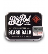 Big Red Beard Combs Beard Balm Factory 74ml