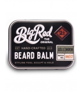 Big Red Beard Combs Habemepalsam Dillinger 74ml