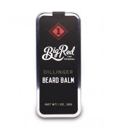 Big Red Beard Combs Beard Balm Dillinger 30ml