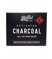 Big Red Beard Combs Beard soap Charcoal 170g