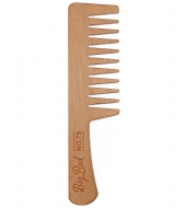 Big Red Beard Combs Habemekamm No.79 Kirss