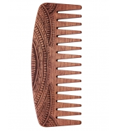 Big Red Beard Combs - Beard comb No.9 The Sarok