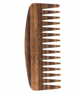 Big Red Beard Combs - Beard comb No.9 Teak