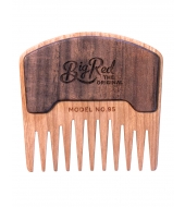 Big Red Beard Combs Habemekamm No.95