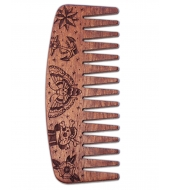 Big Red Beard Combs Habemekamm No.9 Tattoo