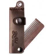 Big Red Beard Combs Habemekamm No.22L Pruun kitsahambaline