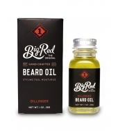 Big Red Beard Combs Beard Oil Dillinger 30ml
