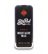 Big Red Beard Combs Moustache wax Noble 30ml
