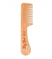 Big Red Beard Combs - Beard comb No.3 Cherry