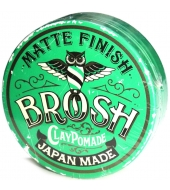 BROSH JAPAN Clay pomade 115g