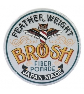 BROSH JAPAN Fiber Pomade 115g