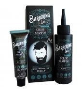 Barbering Lab Красящий шампунь черный