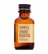 Beardbrand Beard oil Temple Smoke - Gold line 30ml
