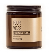 Beardbrand Habemepalsam Four Vices - Gold line 120ml