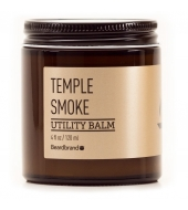 Beardbrand Habemepalsam Temple Smoke - Gold line 120ml