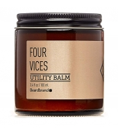 Beardbrand Utility balm Four Vices - Gold line 120ml