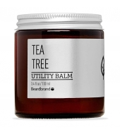 Beardbrand Habemepalsam Tea Tree - Silver line 100ml