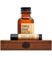 Beardbrand Minimalist kit Temple Smoke