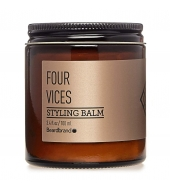 Beardbrand Styling balm Four Vices 100ml