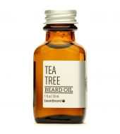 Beardbrand habemeõli Tea Tree - Silver line 30ml