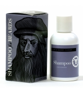 Habemešampoon Beardsley Leonardo da Vinci 119ml