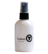 Beardsley Lotion for Beards with sprayer top