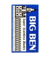 Big Ben razorblades 5 pieces