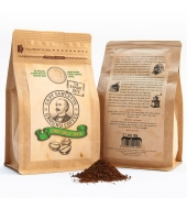 Captain Fawcett Coffee ground