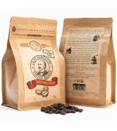 Captain Fawcett Coffee beans
