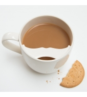 Captain Fawcett Moustache Guard Cup Left hand