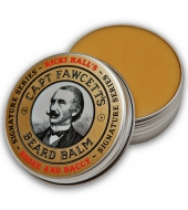 Captain Fawcett Beard Balm Booze & Baccy 60ml