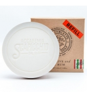 Captain Fawcett Shaving soap Scappichio refill 110g