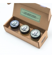 Captain Fawcett Moustache wax kit