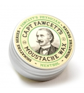 Captain Fawcett Moustache wax Physician 15ml