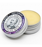 Captain Fawcett Moustache wax Nebula John Petrucci 15ml