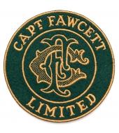 Captain Fawcett riidest embleem