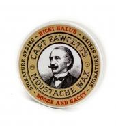 Captain Fawcett Moustache wax Ricki Hall Booze & Baccy 15ml