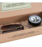Captain Fawcett Moustache Kit Lavendel